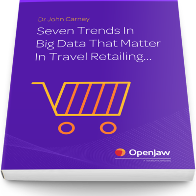 Seven trends in big data that matter in travel retailing