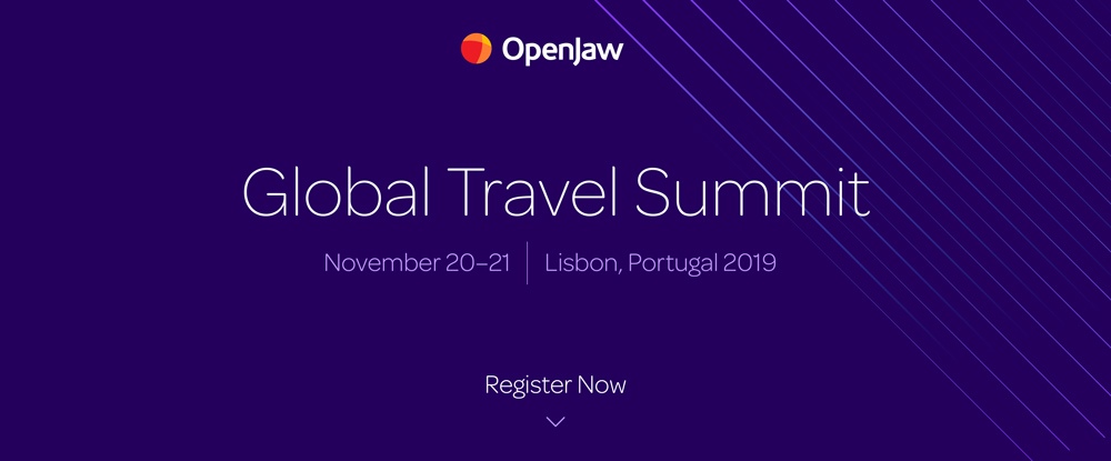 Register for the Global Travel Summit 2019
